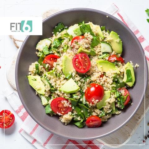salatka z komosy przepis fit6 natalia rynska