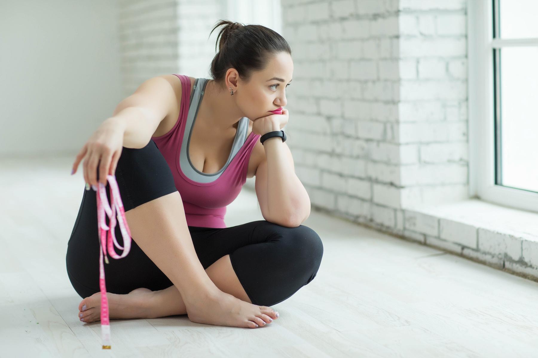 nie mogę schudnąć fit6 - 6 powodów dla których nie tracisz na wadze